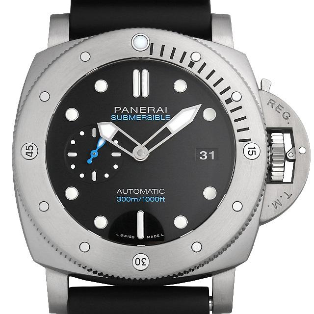 パネライ ルミノール サブマーシブル 3デイズ オートマティック チタニオ PAM01305 X番 新品 メンズ