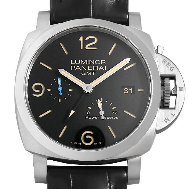 ルミノール 1950 3デイズ GMT パワーリザーブ オートマティック アッチャイオ PAM01321 メイン画像