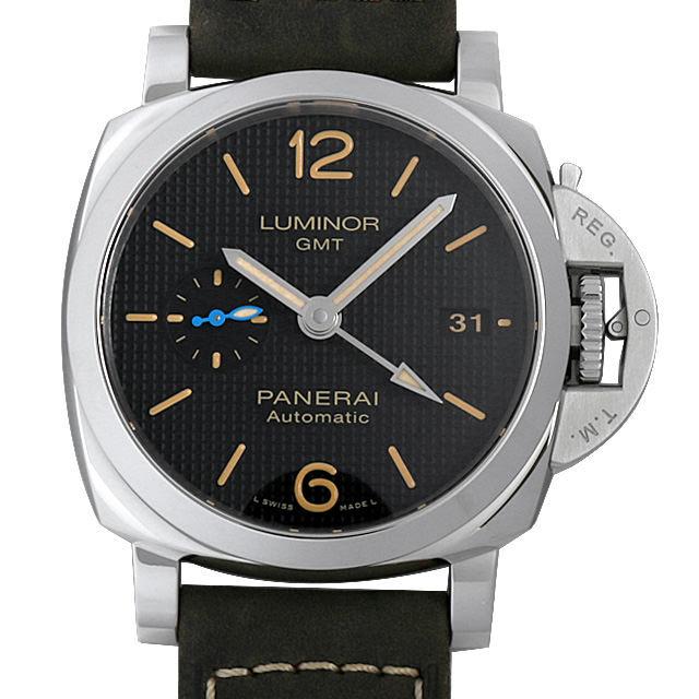 パネライ ルミノール1950 3デイズ GMT オートマティック アッチャイオ PAM01535 新品 メンズ