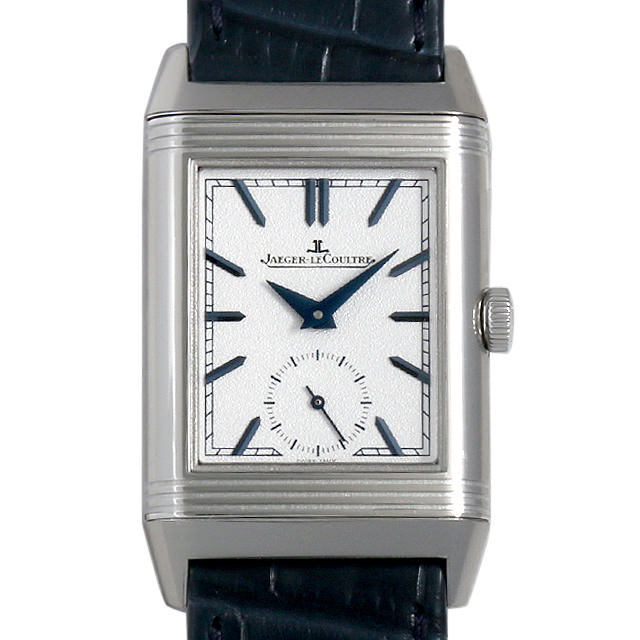 彼氏へのクリスマスプレゼント 高級腕時計 ジャガールクルト レベルソ・トリビュート・デュオ Q3908420
