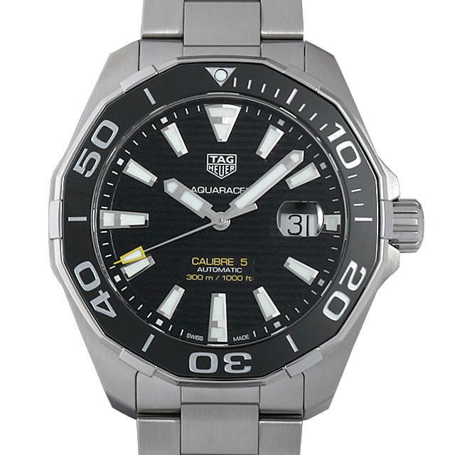 彼氏へのクリスマスプレゼント 高級腕時計 タグホイヤー アクアレーサー キャリバー5 WAY201A.BA0927