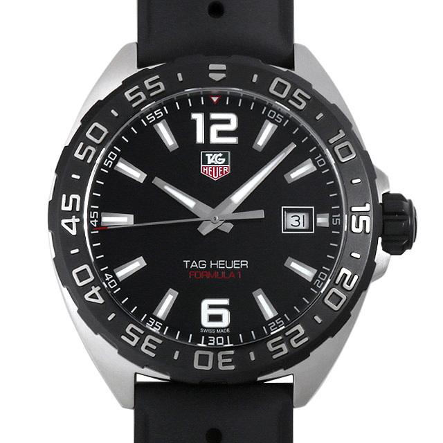 彼氏へのクリスマスプレゼント 高級腕時計 タグホイヤー フォーミュラ1 WAZ1110.FT8023