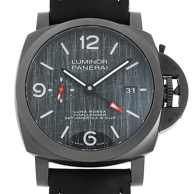 パネライ ルミノール ルナロッサ GMT 世界限定1036本 PAM01036 V番