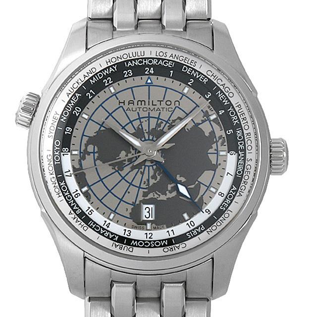 ジャズマスター GMT オート H32605181 メイン画像