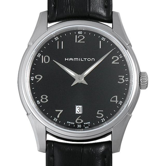 ハミルトン ジャズマスター シンライン クォーツ H38511733 新品 メンズ WEB限定品