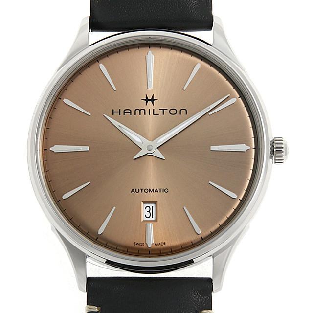ハミルトン ジャズマスター シンライン オート H38525721 新品 メンズ WEB限定品