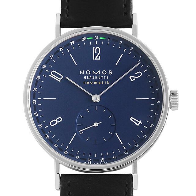 ノモス タンジェント ネオマティック41 アップデイト ミッドナイトブルー TN161011BL2(182) 新品 メンズ