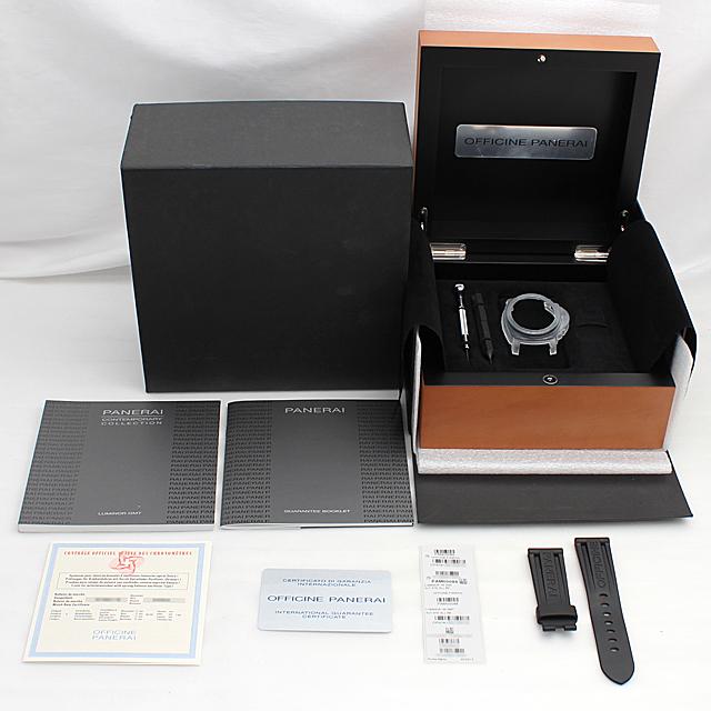 パネライ ルミノール GMT PAM00088 サブ画像4