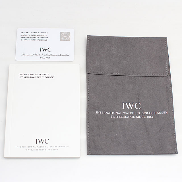 IWC GSTクロノグラフ IW370713 サブ画像4