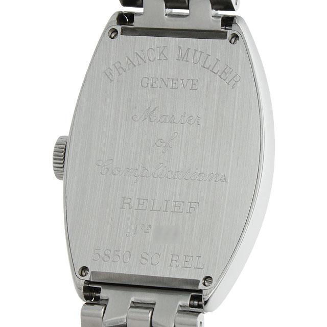 フランクミュラー トノーカーベックス レリーフ 5850SC REL OAC サブ画像2