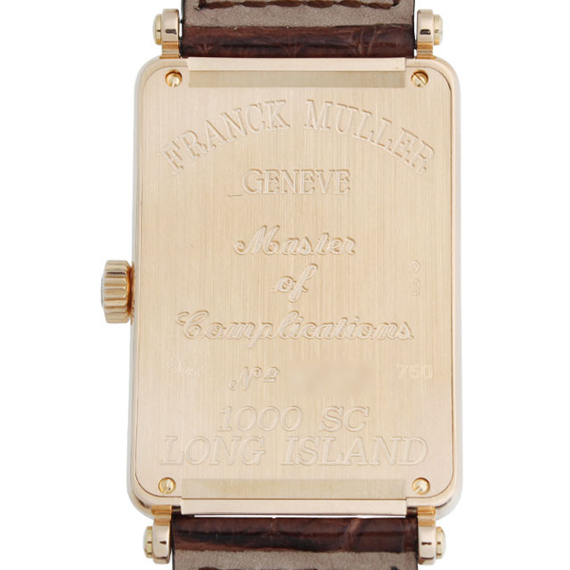 フランクミュラー ロングアイランド 1000SC 5N サブ画像2