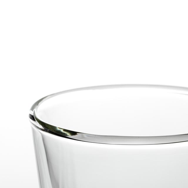 飲み口 レイエス ダブルウォールグラス