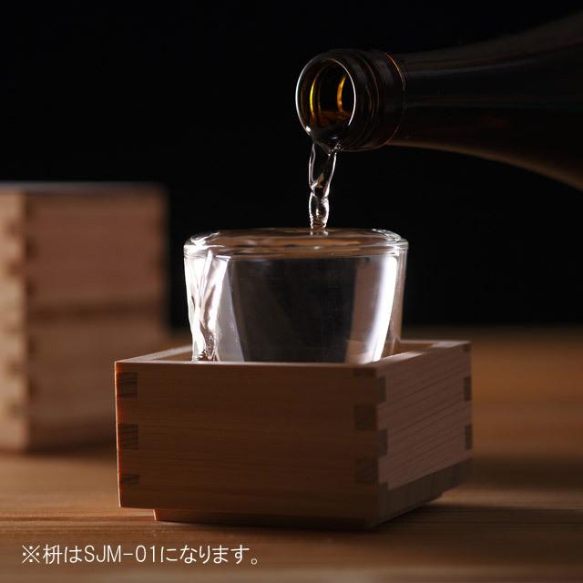 枡酒 日本酒 冷酒 もっきり rayes レイエス ダブルウォールグラス