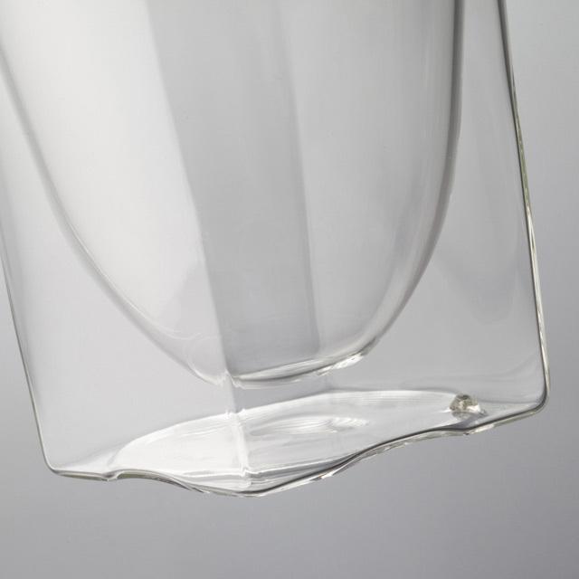 004S 側面 rayes レイエス ダブルウォールグラス