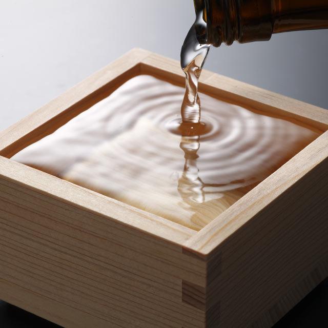 日本酒 ます 枡 rayes レイエス ダブルウォールグラス