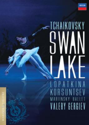 チャイコフスキー/バレエ「白鳥の湖」(全曲)【DVD】