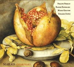 マラン・マレ/「シャリヴァリ」〜ヴィオール曲集第3巻(1711)