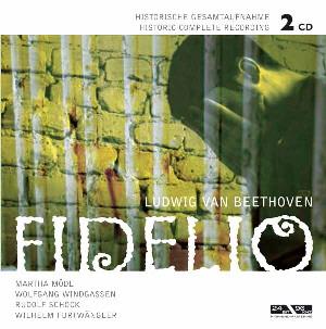 ベートーヴェン/歌劇「フィデリオ」(2CD)