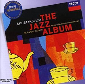 ショスタコ−ヴィチ/ジャズ音楽集