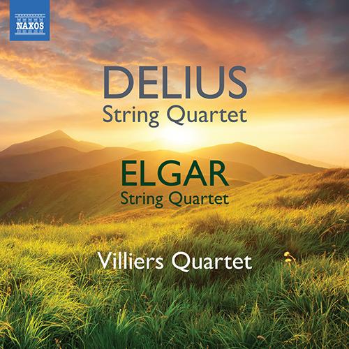 ディーリアス/弦楽四重奏曲、エルガー/弦楽四重奏曲