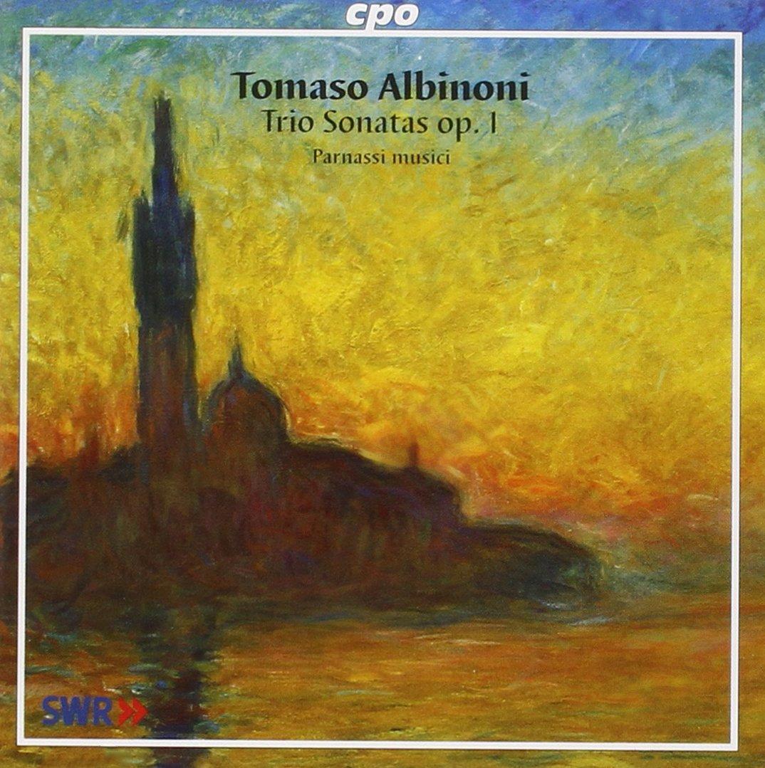 アルビノーニ/トリオ・ソナタ集 Op.1