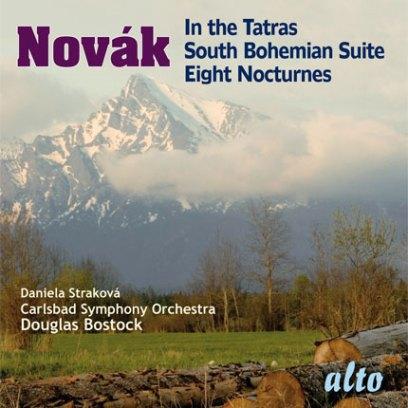 ノヴァーク/交響詩「タトラ山にて」、南ボヘミア組曲、8つの夜想曲