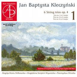 クレチンスキ/6つの弦楽三重奏曲(2CD)