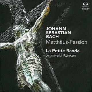 J・S・バッハ/マタイ受難曲 BWV.244 【3SACD】