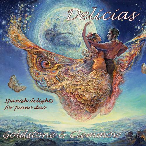 「2台ピアノによるスペイン音楽集」〜シャブリエ、グラナドス、レクオーナ、ロドリーゴ、シャミナード、リムスキー=コルサコフ