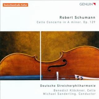 シューマン/チェロ協奏曲 イ短調(弦楽オーケストラ伴奏版とチェロ四重奏版)