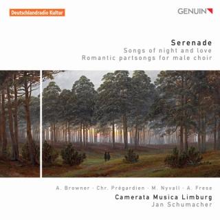 「セレナーデ」~夜と愛にまつわる男声合唱のためのパート・ソング集