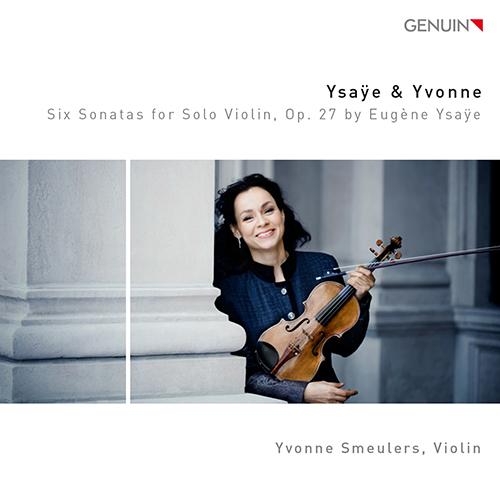 イザイ/6つの無伴奏ヴァイオリン・ソナタ Op.27