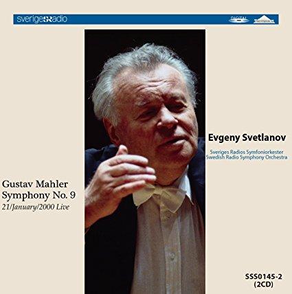 マーラー/交響曲第9番(2CD)
