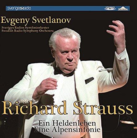 R・シュトラウス/交響詩「英雄の生涯」、アルプス交響曲(2CD)