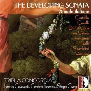 「展開するソナタ」〜リコーダーを含む17,18世紀イタリアのトリオ・ソナタ集