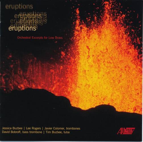 「噴火!」~低音金管楽器のための管弦楽作品抜粋集