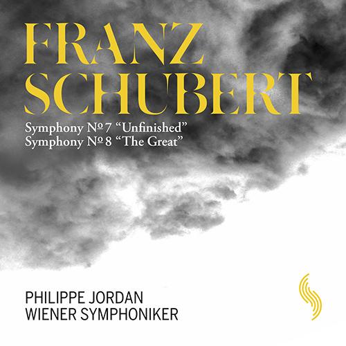 シューベルト/交響曲第8番「未完成」、 第9番「ザ・グレート」