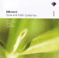 アルビノーニ/オーボエ協奏曲、ヴァイオリン協奏曲