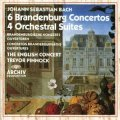 J・S・バッハ/ブランデンブルク協奏曲(全曲)、管弦楽組曲(全曲)(3CD)