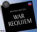 ブリテン/戦争レクイエム(2CD)