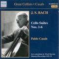 J・S・バッハ/無伴奏チェロ組曲(全曲,2CD)