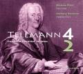 テレマン/リコーダーと通奏低音のためのソナタ全集