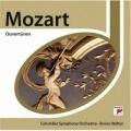 モーツァルト/序曲集、フリーメイソンのための葬送音楽ほか、ハイドン/交響曲第96番「奇蹟」