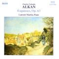アルカン/エスキース(スケッチ集) Op.63