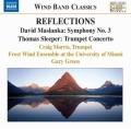 マスランカ/交響曲第3番、スリーパー/トランペット協奏曲