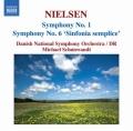 ニールセン/交響曲全集(3CD)