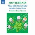 「ムーヴィー・ブラス」〜金管五重奏のための映画音楽集