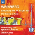 ワインベルク/交響曲第19番「輝かしき五月」、交響詩「平和の旗印」