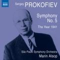 プロコフィエフ/交響曲第5番、交響的組曲「1941年」