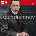 ラフマニノフ/交響曲全集、交響詩「死の島」、交響的舞曲、詩曲「鐘」ほか(4CD)